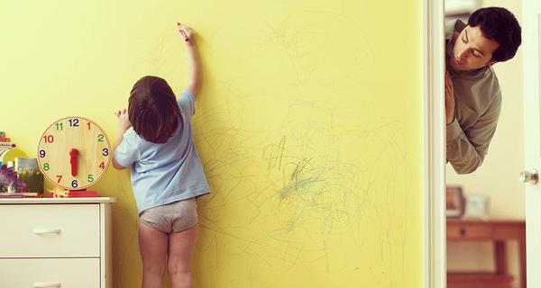 PITTURE LAVABILI: ho dei bambini piccoli in casa e vorrei una pittura che possa essere facilmente lavabile da qualsiasi macchia!